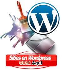 paginas web en wordpress