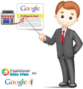 Posicionamiento web em google